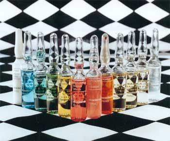 Ampollas para las ampollas